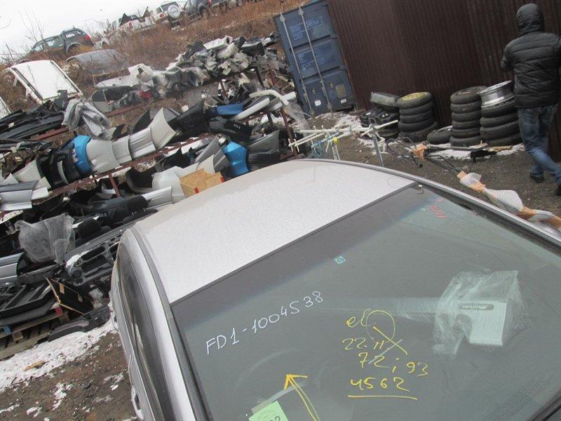 Молдинг на крышу Honda Civic FD1 R18A 2006 серебро (nh700mx) 1113