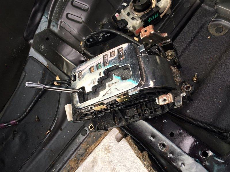 Селектор акпп Toyota Verossa JZX110 1JZ-FSE 1117