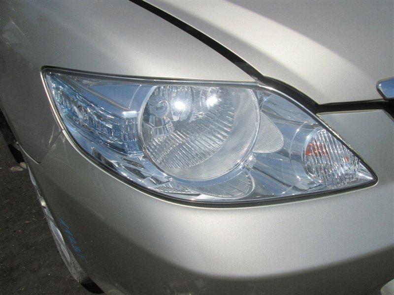 Фара Honda Fit Aria GD8 L15A 2006 передняя левая 5659 золото 1123