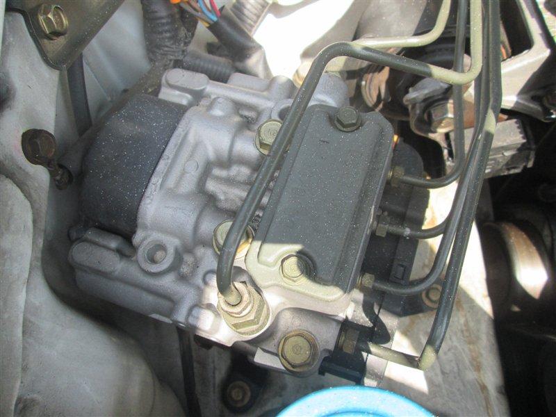 Блок abs Honda Inspire UA5 J32A 2001 перл (nh624p) 1124 006-v95-119a