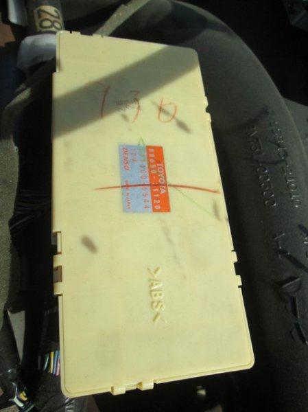 Блок управления климат-контролем Toyota Caldina ST246 3S-GTE 2006 1121 889650-21120