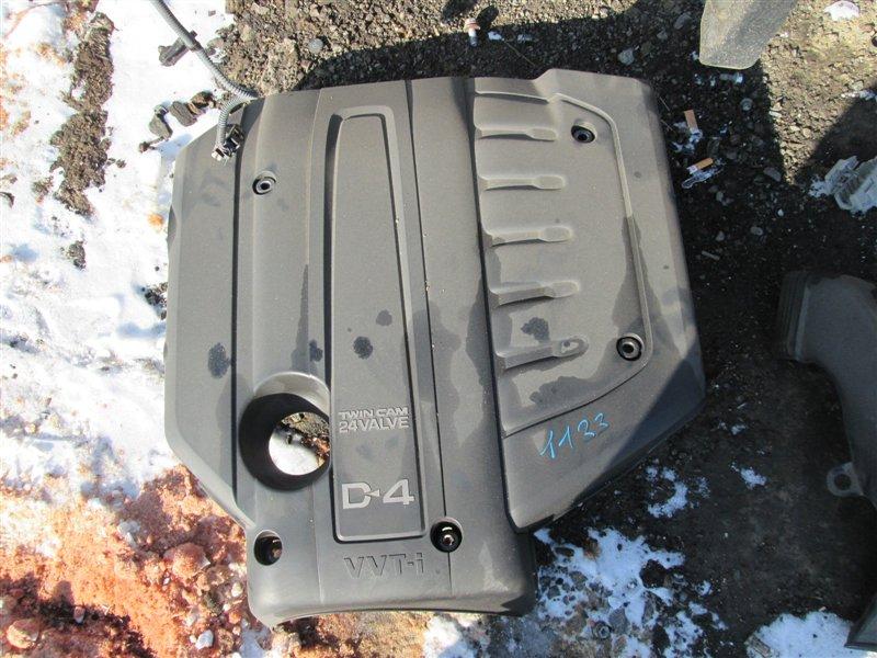 Пластиковая крышка на двс Toyota Markii JZX110 1JZ-FSE 2003 1133