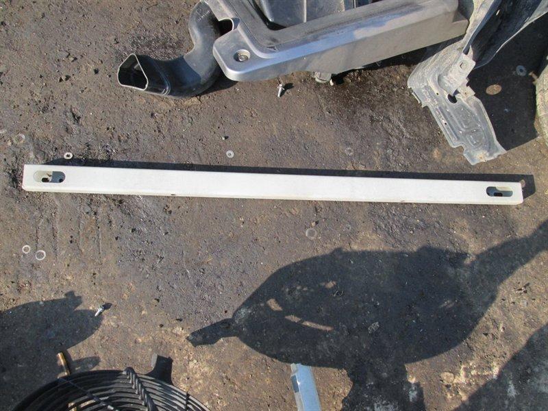 Жесткость бампера Nissan X-Trail NT30 SR20VET 2001 передний 1140