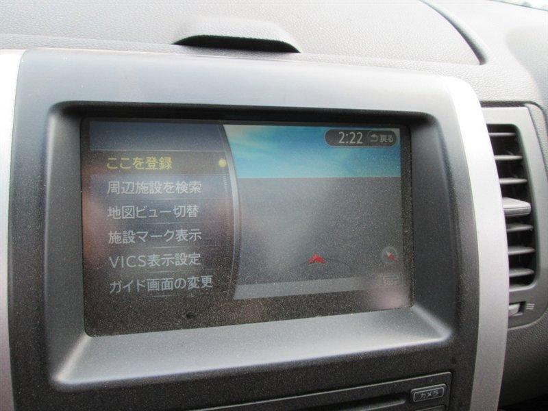 Монитор Nissan X-Trail TNT31 QR25DE 2008 1142