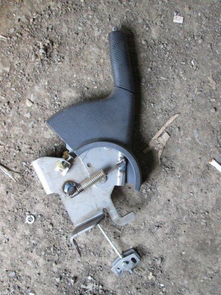 Ручка ручника Nissan X-Trail TNT31 QR25DE 2008 1142