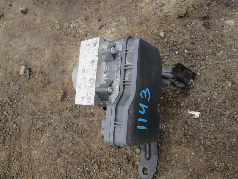 Блок abs Toyota Allion ZRT260 2ZR-FE 2008 1143