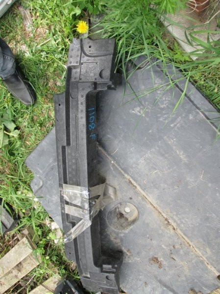 Жесткость бампера Subaru Forester SG5 EJ205 передний 1108