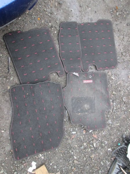 Коврики комплект Mazda Axela BK3P LF-VE 2008 1147