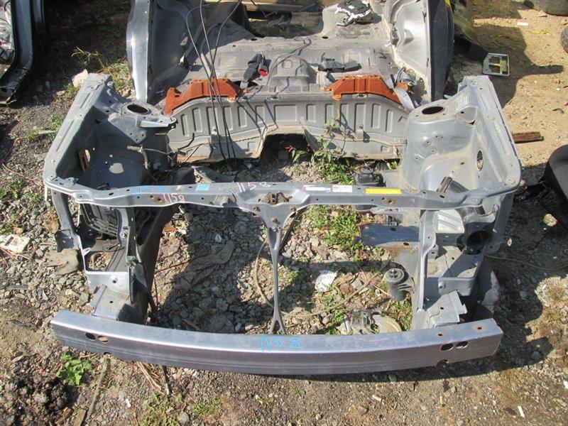 Телевизор Toyota Harrier MCU15 1MZ-FE 2001 серебро 1158