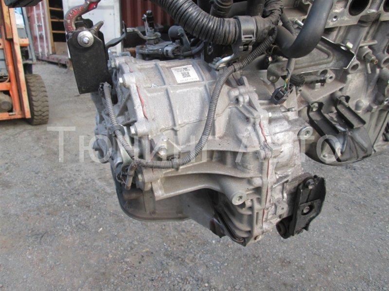 Акпп Toyota Vitz NCP91 1NZ-FE 2008 k210-01a 1167