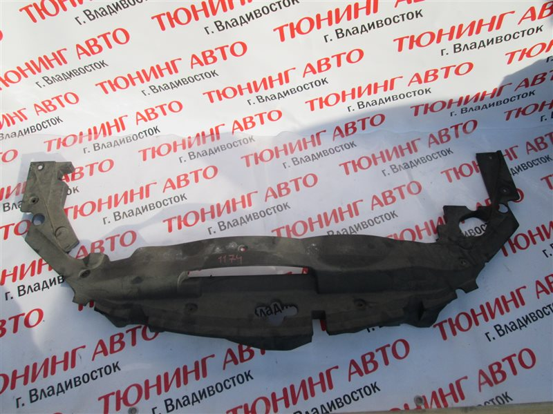 Накладка на телевизор Toyota Crown GRS182 3GR-FSE 2004 1174