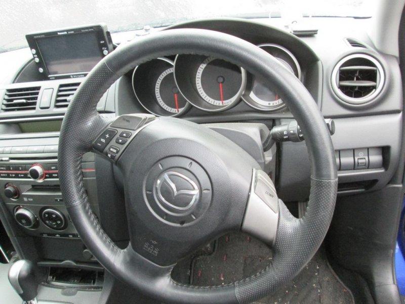 Airbag на руль Mazda Axela BK3P LF-VE 2008 1147