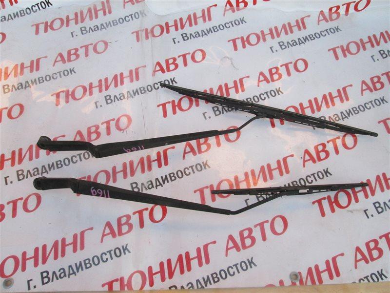 Держатель дворника Toyota Caldina ST246 3S-GTE 2003 1169