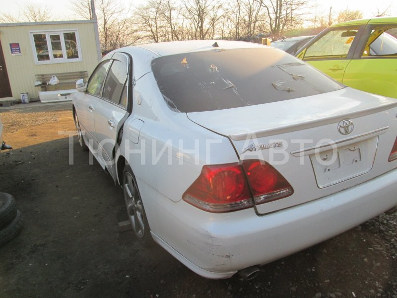 Крыло Toyota Crown GRS182 3GR-FSE 2004 заднее левое 1174