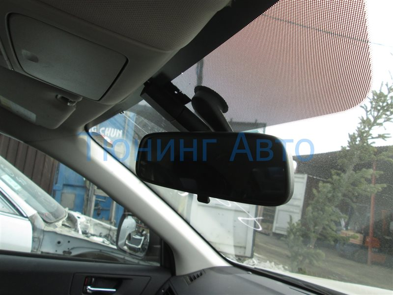 Зеркало заднего вида Subaru Legacy BM9 EJ255 2009 1180