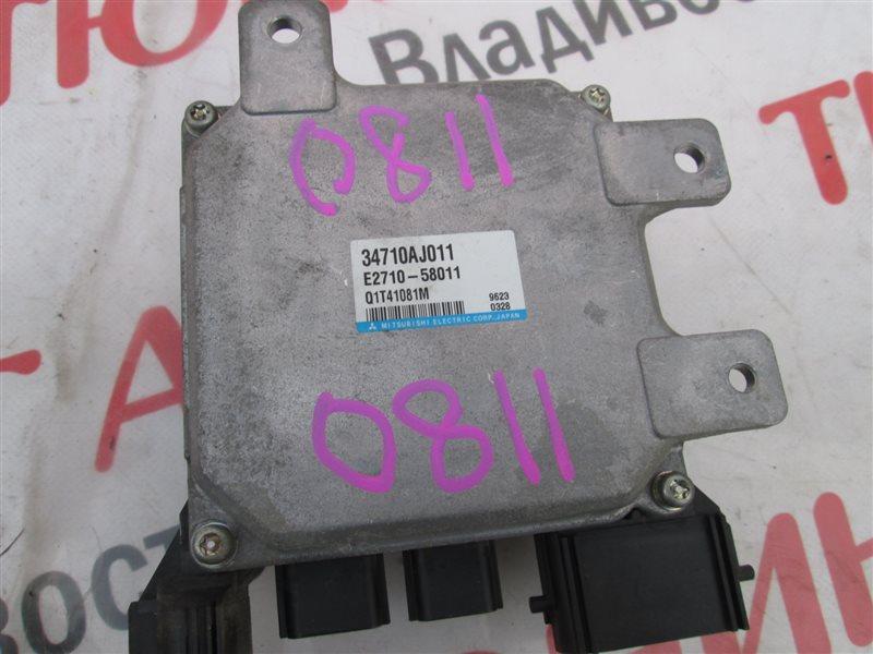 Блок управления рулевой рейкой Subaru Legacy BM9 EJ255 2009 1180