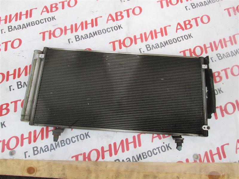 Радиатор кондиционера Subaru Legacy BM9 EJ255 2009 1180