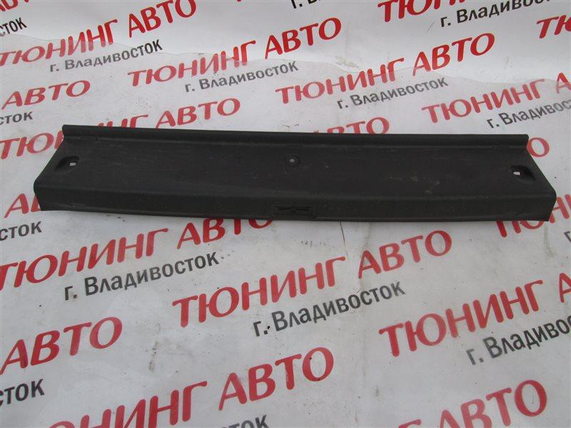 Накладка замка багажника Subaru Legacy BM9 EJ255 2009 1180