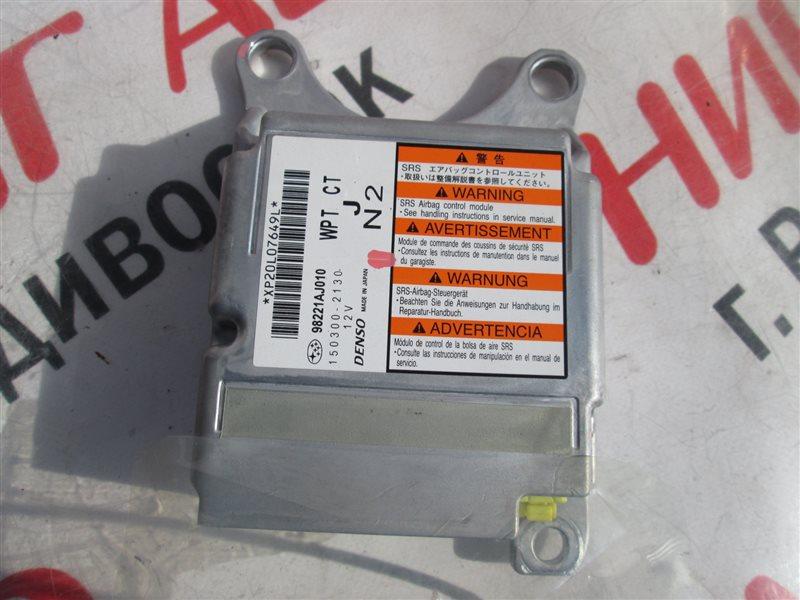 Блок srs Subaru Legacy BM9 EJ255 2009 1180