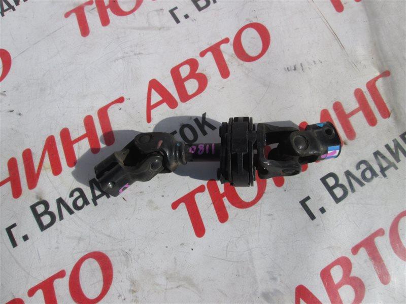 Рулевой карданчик Subaru Legacy BM9 EJ255 2009 1180