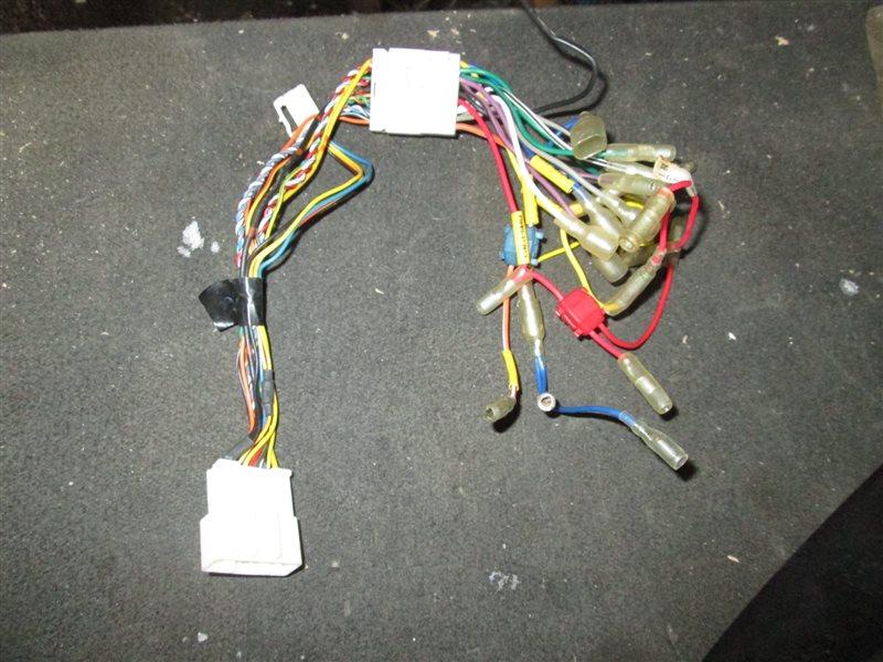 Провода прочие Subaru Legacy BM9 EJ255 2009 1180