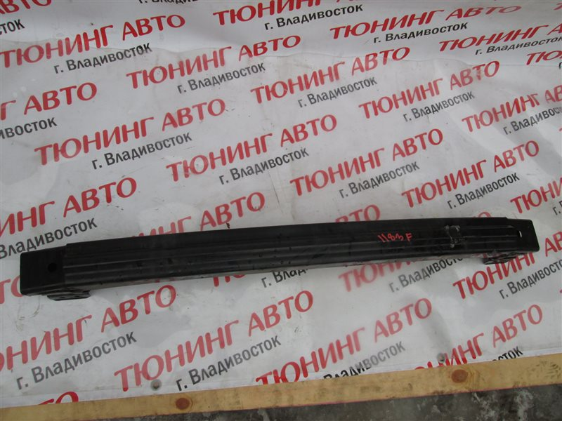 Жесткость бампера Honda Inspire UA5 J32A 2002 передний черный b92p 1183