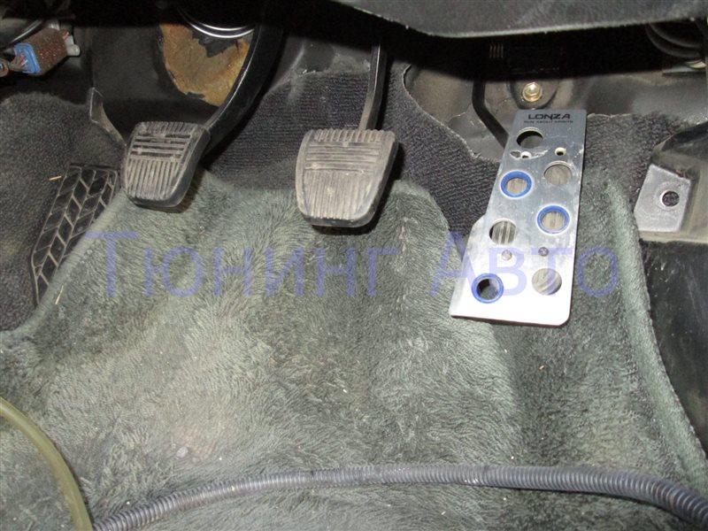 Педали Toyota Celica ST202 3S-GEBEAMS 1998 1190
