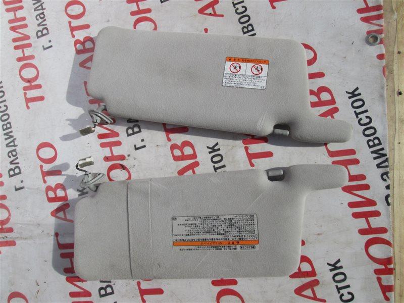Козырек Toyota Ipsum ACM21W 2AZ-FE 2004 1187