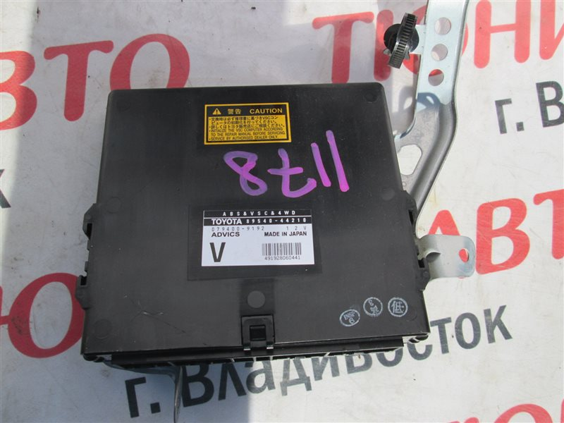 Блок abs Toyota Ipsum ACM21W 2AZ-FE 2004 1187