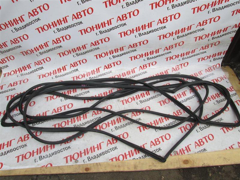 Уплотнительная резинка Toyota Ipsum ACM21W 2AZ-FE 2004 серебро 1d4 1187