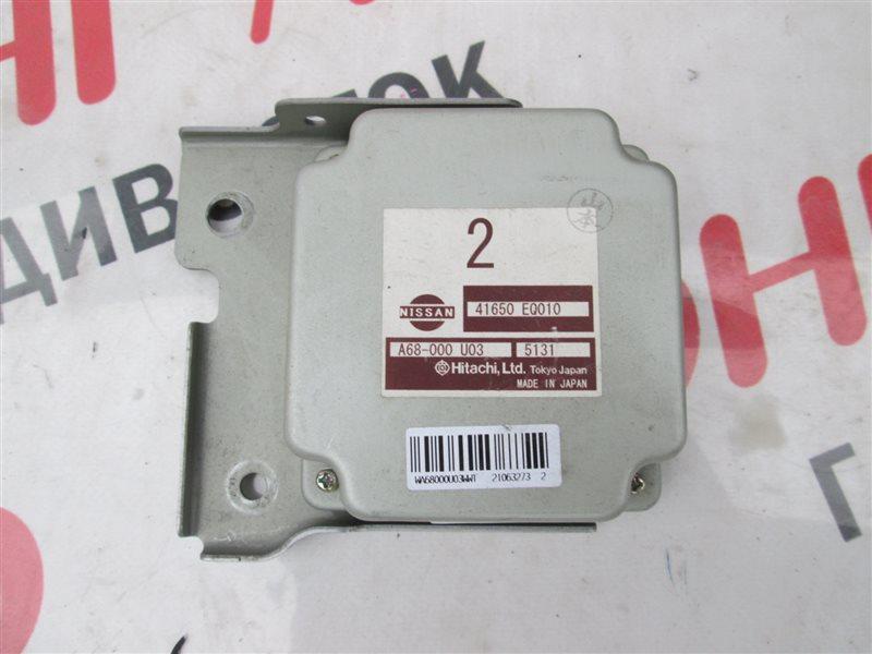 Блок управления автоматом Nissan X-Trail PNT30 SR20VET 2005 1188 41650-eq010