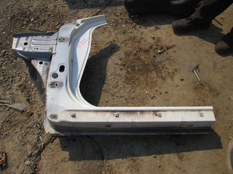 Порог Honda Integra DC5 K20A 2006 передний левый белый nh0 1172