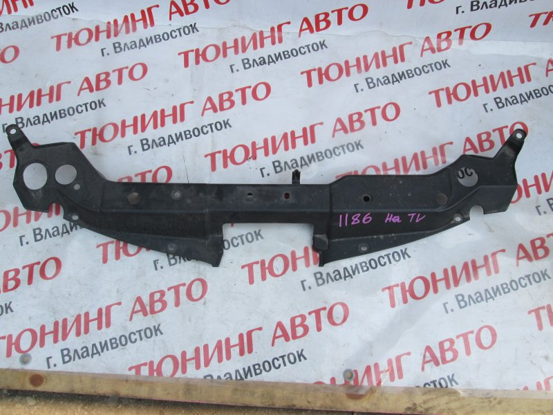 Накладка на телевизор Nissan Tiida JC11 MR18DE 2008 1186