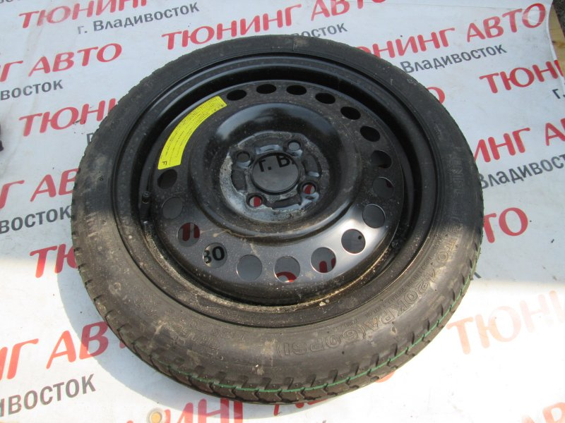 Запаска Nissan Tiida JC11 MR18DE 2008 1186