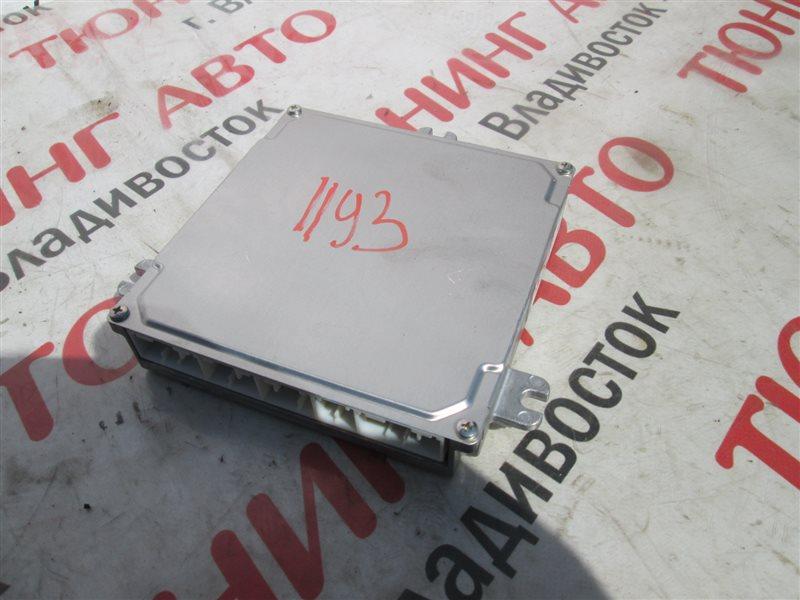 Блок управления efi Honda Airwave GJ1 L15A 2009 1193 37820-rlc-924
