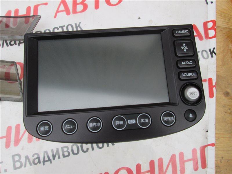 Магнитофон Honda Fit GE8 L15A 2008 1201