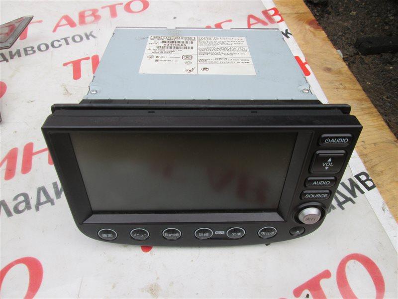 Монитор Honda Fit GE8 L15A 2008 1201