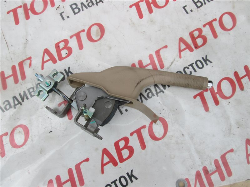 Ручка ручника Honda Fit Aria GD9 L15A 2006 1199