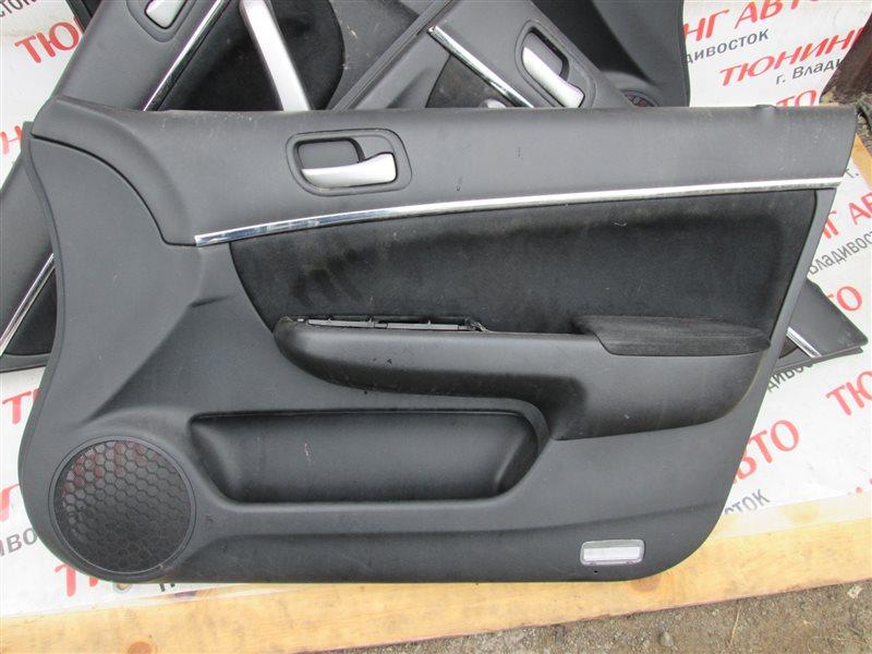 Обшивка дверей Honda Accord CL7 K20A 2004 1194