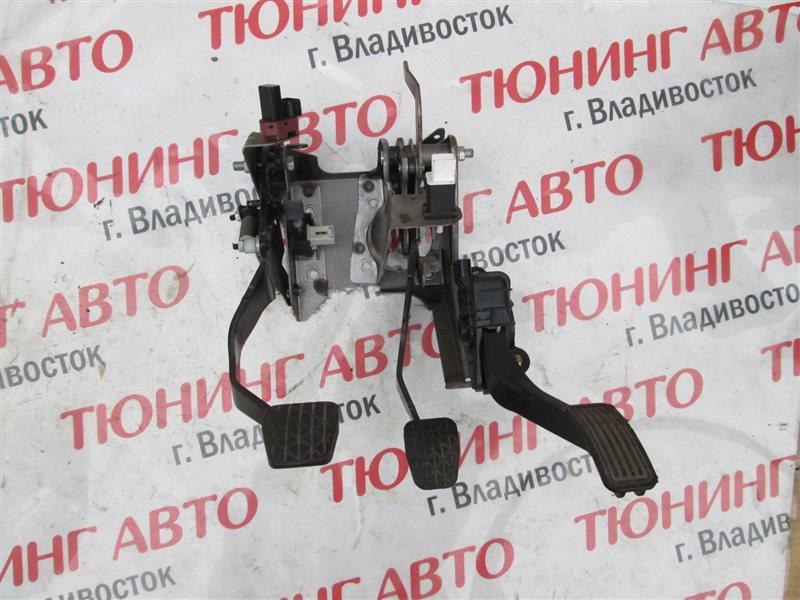 Педали Mazda Demio DY5W ZY-VE 2007 1207