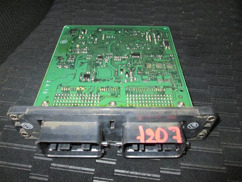 Блок управления efi Mazda Demio DY5W ZY-VE 2007 1207