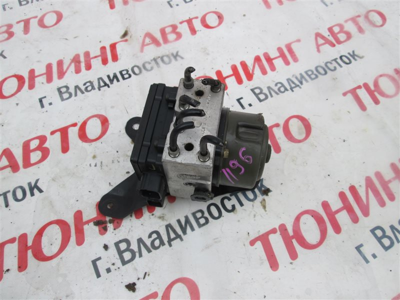 Блок abs Toyota Sprinter Carib AE111 4A-GE 2000 1196