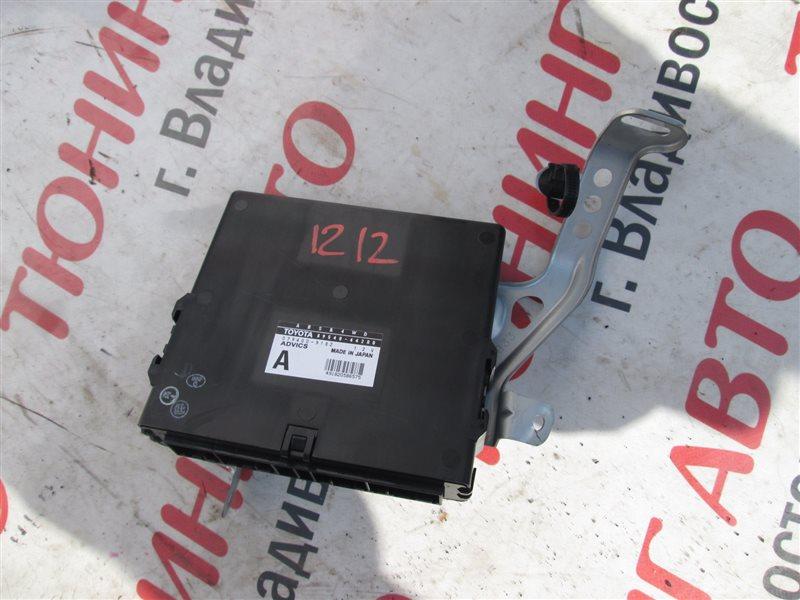 Электронный блок Toyota Ipsum ACM26W 2AZ-FE 2004 89540-44200 1212