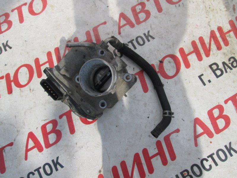Дросельная заслонка Toyota Vitz NCP131 1NZ-FE 2011