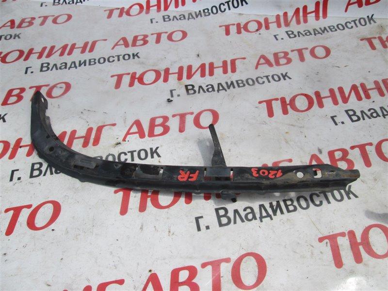 Планка под фары Honda Inspire UA5 J32A 2002 передняя правая серебро 1203
