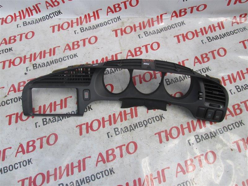 Консоль магнитофона Honda Inspire UA5 J32A 2002 1203