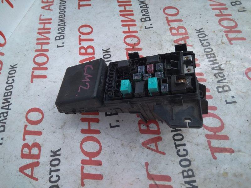 Блок предохранителей Honda Accord Wagon CL7 K24A 2003 перл