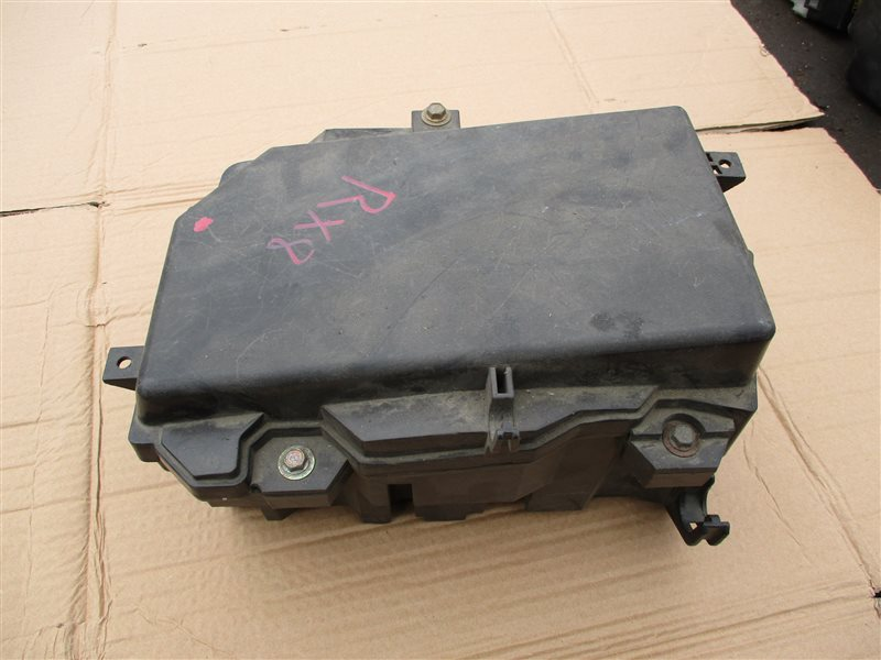 Корпус efi Mazda Rx8 SE3P 13B 2004 белый