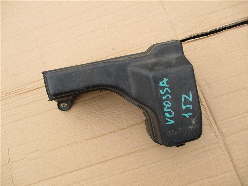 Блок предохранителей Toyota Markii JZX110 1JZ-FSE 2001 серый