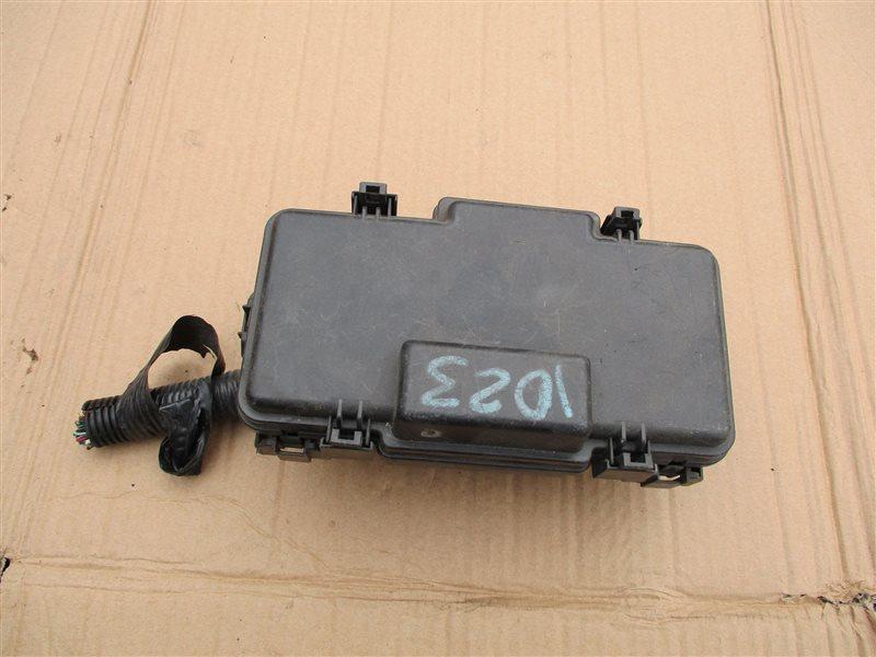 Блок предохранителей Honda Civic Ferio ES3 D17A 2003 черный 1023